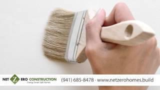 Net Zero Construction | Home Repair & Improvement in Sarasota