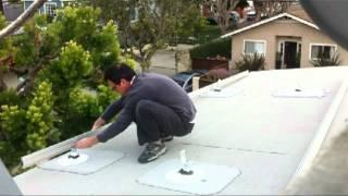 Enphase Microinverter and Iron Ridge Rail Solar Installation DIY