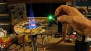 Copper Oxide Thermoelectric Generator Can Light LED
