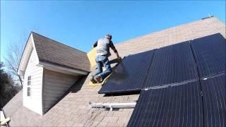 Roof Shingle Pads (work safely on shingles)(Solar install tips)