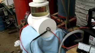Thunder-Volt+self bubbling system+vaporless system 7.75MMW 500ml:50sec 12.9V x 6A