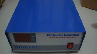 Ultrasonic Signal Generator | Ultrasonic Wave Generator