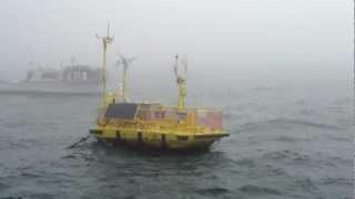 Ocean Sentinel Measures Wave Power