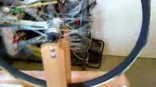 Bedini Motor / Generator  Deutsch