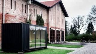 The Hiloft Shipping Container Home