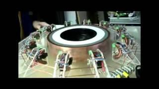 Searl Effect Generator | Over-Unity Electromagnetic Energy System