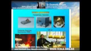 Dr Gennady Shipov - Physical Vacuum, Torsion Fields, Quantum Mechanics and Tesla's Experiments