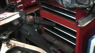 Honda CBR600 EV Conversion 07 Controller 01