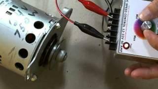 DC 12V-32V 50A Motor Speed Controller (PWM)