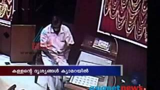 Jewel Thief caught on CCTV at Pathanamthitta,Kerala