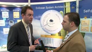 EnOcean at the ISH 2009 - energy harvesting wireless sensor solutions