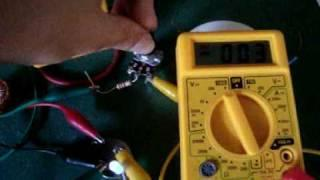 High Voltage Super Joule Thief Resonating 02
