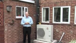Air-Source Heat Pump - How it works