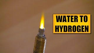 Water electrolysis : DIY Experiments [#5] Make hydrogen / Brown's Gas / HHO generator / Oxyhydrogen