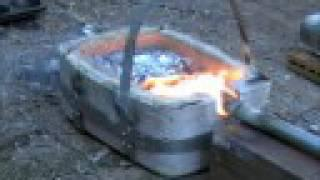 Backyard Furnace - Aluminium