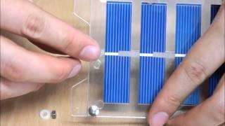 DIY Solar Panel KIT Manual (M101/M301)