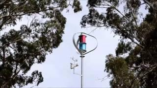 Wind Turbines Noise and Vibration Free Darrieus Savonius Magnetic Levitation Wind Turbines Lumenaus