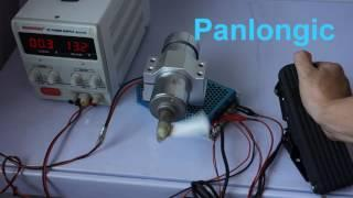【Panlongic】100A DC Motor Speed  Controller Reversal Brake Soft Start PWM Controller