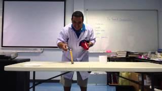 Funny Vortex Generator Experiment - Student Wat