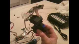 TUTORIAL MUCH SIMPLE DIY SOLAR TRACKER, JUST 4 PHOTOSENSITIVES RESISTANCES & 2 SERVOS. HOMEMADE
