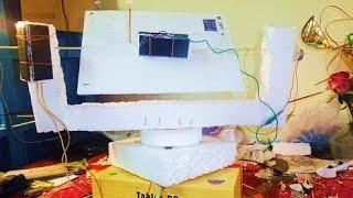 DIY Solar Tracker 2 Axis