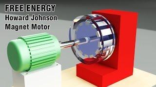 Free Energy Generator - Magnetic Motor 2017 - Permanent magnet motor