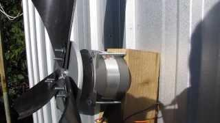 DIY WIND TURBINE / GENERATOR, PART 3