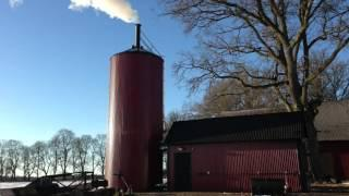 Small Scale combined heat and power from biomass