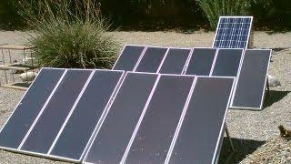 "Solar Panel ""Solar Farm"" - backyard ""mini-farm"" (18A - 280W) - DIY"