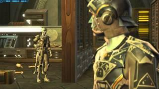 The Old Republic: Sith Inquisitor Storyline - Voss