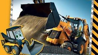 Top 8 Diggers for Children | JCB Dump Trucks, Tractors & Excavators
