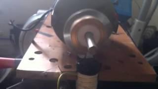 Bedini magnetic motor generator