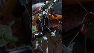 Wireless energy harvesting 158mV yangming