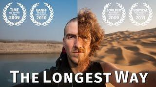 The Longest Way 1.0 - walk through China and grow a beard! - a photo every day timelapse
