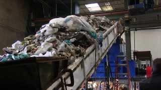 ALTERNATIVE FUELS SHREDDING: Pre-Sorted MSW to Fuel (Q)