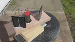 Simple DIY Solar Tracker