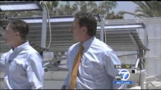 SoCal Gas Co. experiments with solar energy
