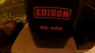WANTED EDISON ED340 OR ED400 BATTERY