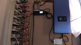 Mikes DIY Powerwall Update 44 -  Part4 Powerwall BMS AC Switch