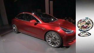 Electric Cars Of The Future