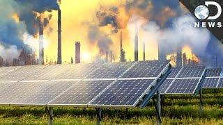 Can We Power Everything With Solar Panels?