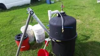 How to build Biogas Digester Free Cooking Gas Part 1