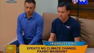 Good Morning Kuya: Climate Change Mitigation