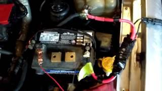 Using a super capacitor as a battery (part 1)
