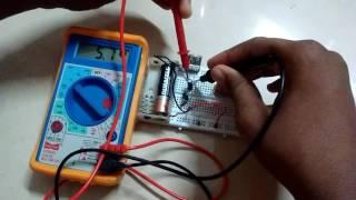 1.5v to 5v Joule Thief
