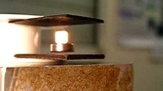 levitation Homopolar motor