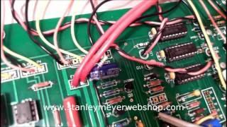 Stanley Meyer VIC Testing 2