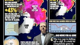 Arctic Ice Melt Summer of 2014 Near Average