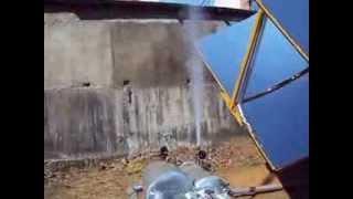 Solar Steam Boiler