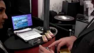 Spansion's Energy Harvesting Demo